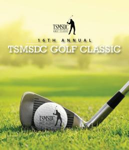 2016 TSMSDC GOLF CLASSIC